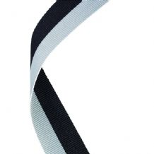 BLACK/GREY RIBBON TWO COLOUR